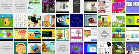 Juegos Sencillos. Educación Especial | NEE Edu Especial | Scoop.it