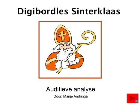 Digibordles Sinterklaas | Juf Marije | digibord in de bibliotheek | Scoop.it