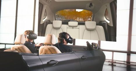 BMW uses the HTC Vive to design new vehicles   Data Visualization Topics   Scoop.it