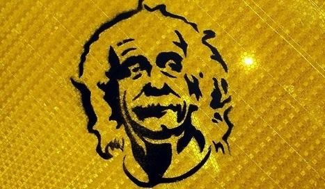 Le cerveau d'Einstein était-il spécial? | Tout ce qui serait dommage de ne pas publier... | Scoop.it