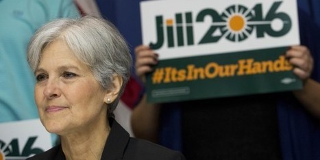 Green Party's Jill Stein to Sanders fans: 'There's a plan B here' - | IWTT Italian World Touch Trades     ... Consulenze Indipendenti | Scoop.it