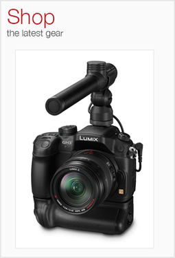 All About The Gear - Lumix GX7 - Small Camera BIG Picture   Panasonic GX-7   Scoop.it
