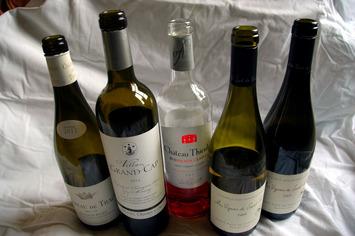 Miscellanées: valeurs sûres, découvertes et doutes   Le meilleur des blogs sur le vin - Un community manager visite le monde du vin. www.jacques-tang.fr   Scoop.it