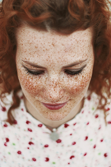 15 Fantastic Freckle Photos   Art of Photography   Scoop.it