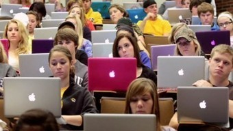 The Crazy Facts About Apple's Role In Education | Edudemic | M-learning, E-Learning, and Technical Communications | Scoop.it