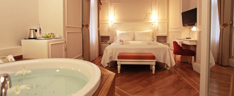 Istanbul Hotels with Jacuzzi. | Corinne Hotel | Corinne Hotel Istanbul | Scoop.it