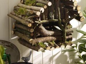 #tuto La maison magique des oiseaux #idée #DIY #Jardin | Best of coin des bricoleurs | Scoop.it