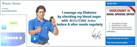 Best Blood Glucose Monitors for Type 1 Diabetes, Type 2 Diabetes, Blood Sugar Levels, Diabetes Management. | Accu Chek | Scoop.it