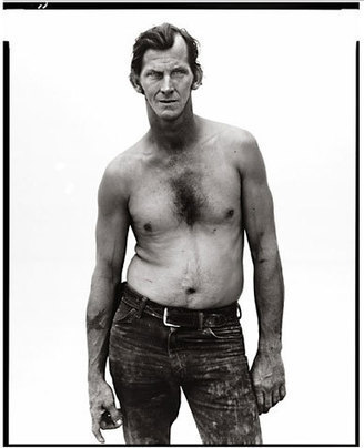 """Richard Avedon's 'In the American West'"" 