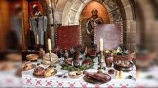 Se abrió en Londres un restaurante con platos de cocina medieval   El pan y el vino en la antigua Roma   Scoop.it