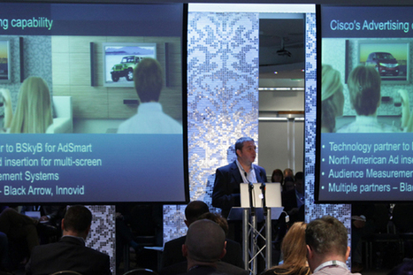 Door opens to large-scale second screen ad sync prompted by keywords | Videonet | screen seriality | Scoop.it