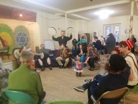 Eastern Maine pagans celebrate pride day | Contemporary Paganism | Scoop.it