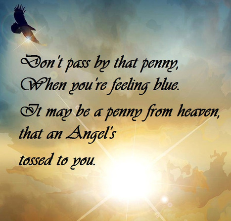 Pennies from the Angels | Spiritual | Scoop.it