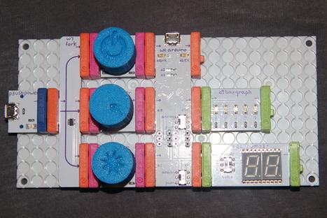 LittleBits Hue Lighting Controller   Raspberry Pi   Scoop.it