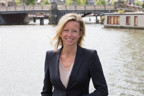 Women In Leadership: Amsterdam Deputy Mayor Kajsa Ollongren | Small Business, Social Media and Digital Marketing | Scoop.it