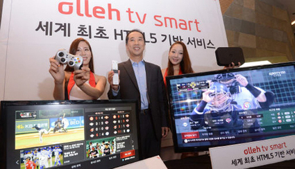 KT, 웹 기반 IPTV 첫선.. '脫구글 실험' | Smart TV | Scoop.it