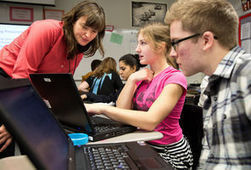 Less lecturing, more doing: New approach for AP classes - The Seattle Times | to learn | Scoop.it