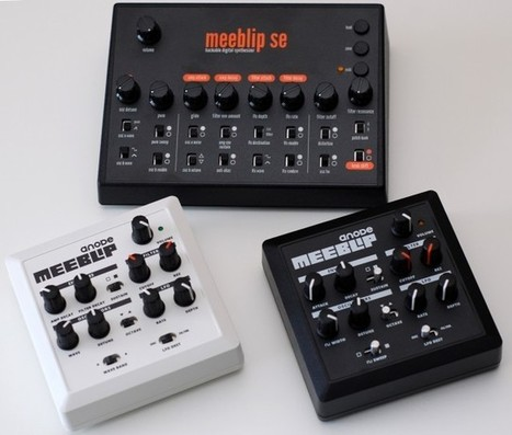 What it means that the MeeBlip synth is open source hardware - Create Digital Music | Raspberry Pi | Scoop.it