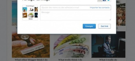 Dropbox : Aperçu et partage social des documents - WebLife | INFORMATIQUE 2014 | Scoop.it