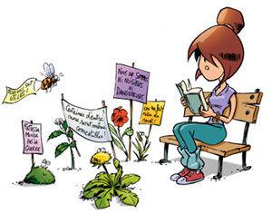 Miel/Pollen : des substances toxiques produites par les mauvaises herbes- La France Agricole | Abeilles, intoxications et informations | Scoop.it