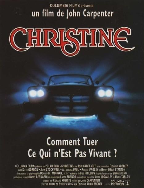 [cinéma en ligne - fantastique] CHRISTINE (de John Carpenter) | Imaginaire et jeux de rôle : news | Scoop.it