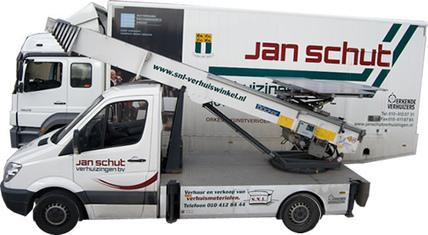 Een verhuislift huur je bij Jan Schut Verhuizingen in Rotterdam | Verhuizers | Scoop.it