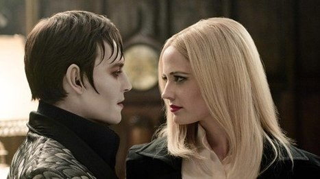 A Photo of Eva Green, Johnny Depp in Dark Shadows - ComingSoon.net | Lo que me gustaria aprender | Scoop.it
