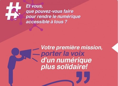 Tous acteurs pour rendre le numérique accessible à TOUS ! - [Infographie] Emmaüs Connect   Le BONHEUR comme indice d'épanouissement social et économique.   Scoop.it