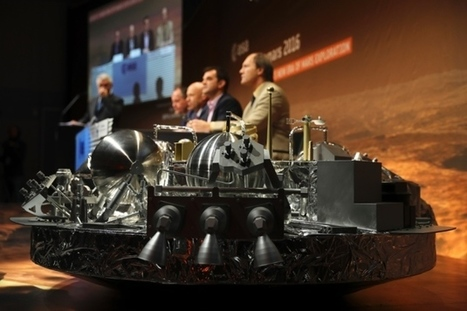 Computing glitch may have doomed Mars lander | More Commercial Space News | Scoop.it