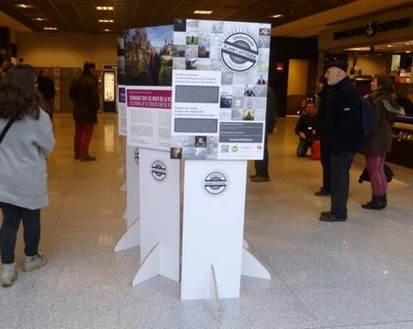 Les 40 ans de la Fédération Inter-Environnement Wallonie | Actuellement en gare de Namur! | Citizen Com | Scoop.it