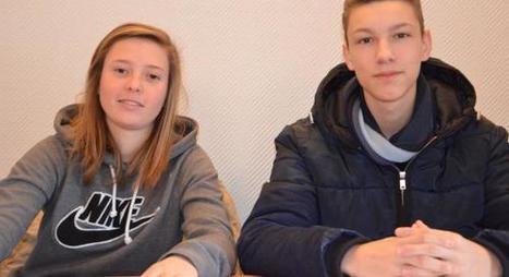 Avenir aérien pour deux lycéens - Nord Littoral   Actualités du lycée Sophie Berthelot - Calais   Scoop.it