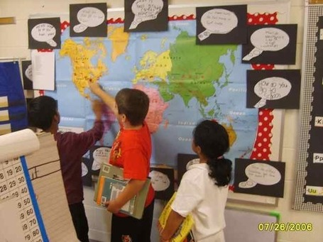 A Global Classroom is Born (by Deb Frazier) – Teaching Village | TeachingEnglish | Scoop.it