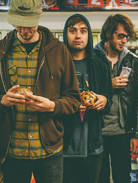 Cloud Nothings Are Here And Nowhere | The Playlist | Scoop.it