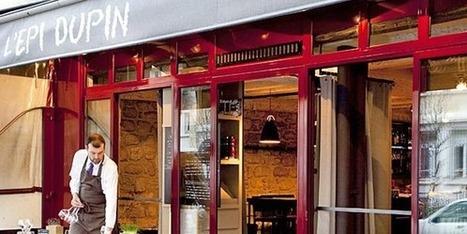 Foodtech : L'Epi Dupin devient le premier restaurant 100% digitalisé de France   mobile, digital and retail   Scoop.it