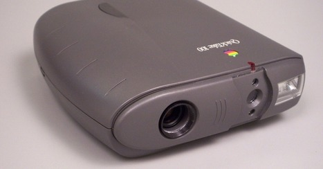 20 Years Ago, Apple and Kodak Launched the Digital Camera Revolution | Digital Imaging - Telling the Story | Scoop.it
