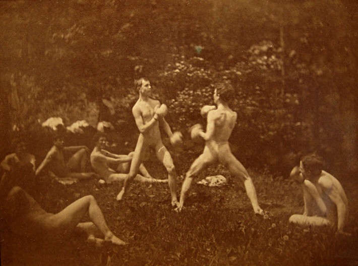 Thomas Eakins Male Nudes Boxing | Sex History | Scoop.it