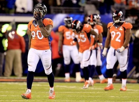 Shaun Phillips received a heart-warming text from his son after losing the Super Bowl | Troy West's Radio Show Prep | Scoop.it