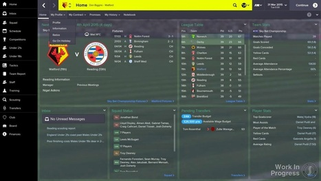 GAME BOQ || GAME REVIEW: FOOTBALL MANAGER 2015 | Gaming | Scoop.it