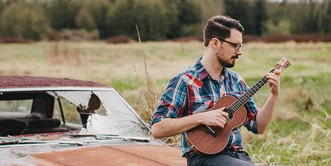 James Hill un soliste hors norme - Ukulélé Master | tablature et partition ukulele | Scoop.it