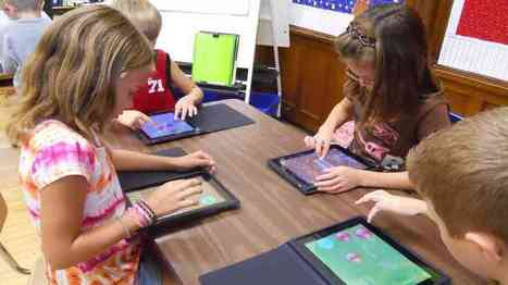 Flipping Tools for Success: 10 iPad Apps for Digital Classroom Management - EdTechReview™ (ETR) | iPads in EdTech | Scoop.it
