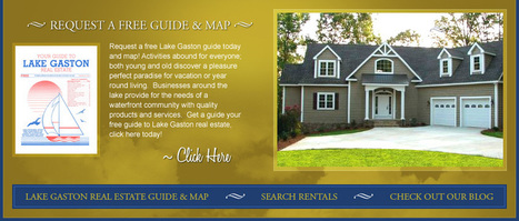 Lake Gaston Real Estate | Lake Gaston Real Estate | Scoop.it