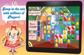 Candy Crush : 130 millions d'utilisateurs et beaucoup d'accros   Candy crush saga   Scoop.it