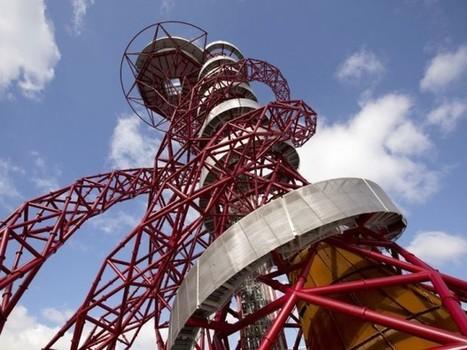 La tour Orbit de Londres transformée en toboggan dès juin prochain | Dans l'actu | Doc' ESTP | Scoop.it