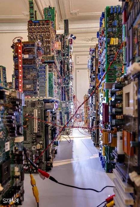 The Nemesis Machine – From Metropolis to Megalopolis to Ecumenopolis | Tech and urban life | Scoop.it
