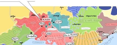 La Maison, chambres d'hôtes de charme dans le Gard, Provence ...   Table pierre   Scoop.it