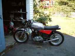 Winter Project #3 -- Ducati 500 Twin Project in Boston ... | Ductalk Ducati News | Scoop.it