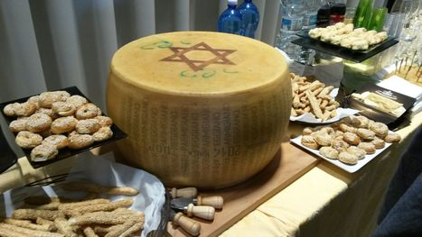 The Parmigiano cheese goes kosher | Italia Mia | Scoop.it