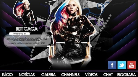 "RDT Lady Gaga: VIDEO: Lady Gaga ensina garotinha a dançar MTN na ""Born this Way Ball"" 