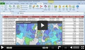 Faça um Mapa dos seus dados Excel | ArcGIS-Brasil | Scoop.it