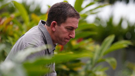 Greenwald quits Guardian for independent news project | Saif al Islam | Scoop.it